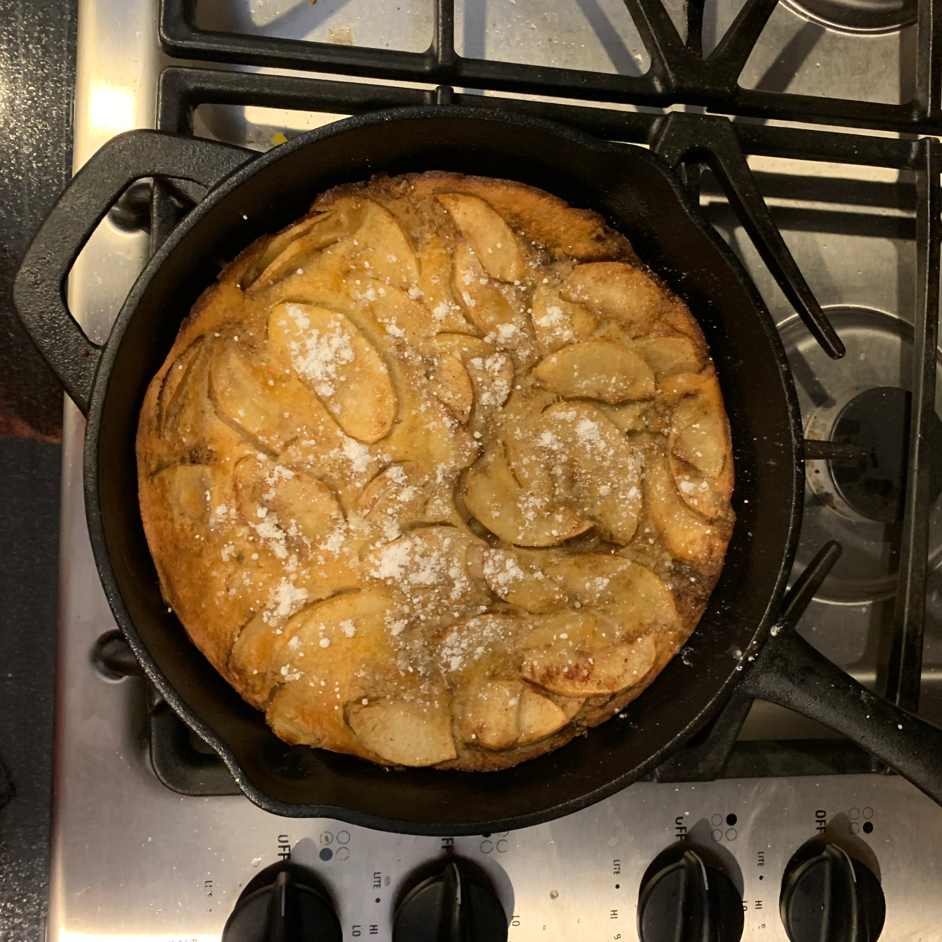 German Apple Pancake drsquirrel