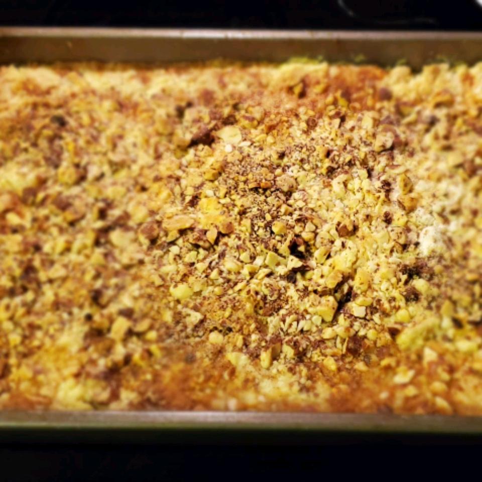Pumpkin Dump Cake Danyel Hane