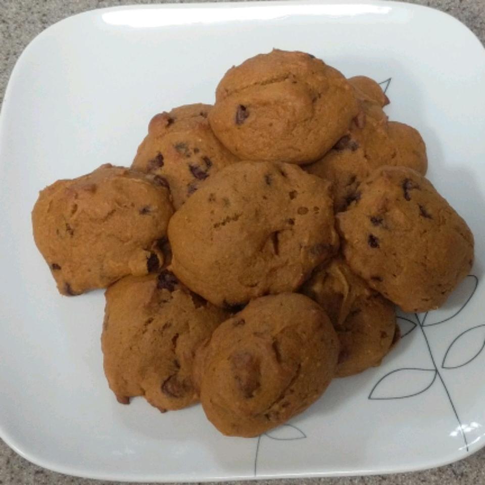 Vegan Pumpkin Cookies Dominic Goodwin