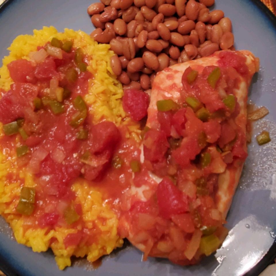 Chicken Creole Erin