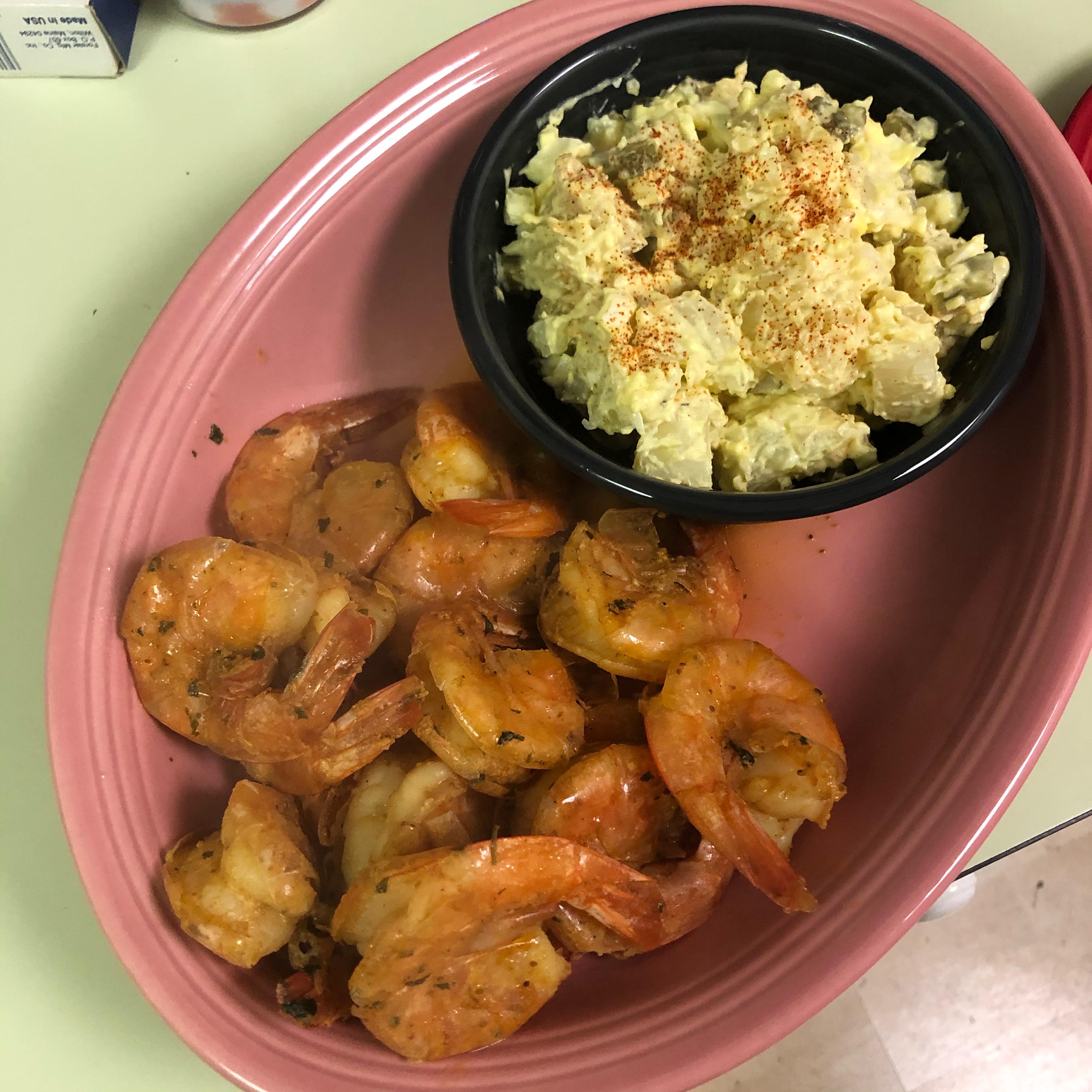 Instant Pot® Peel-and-Eat Shrimp Carol826