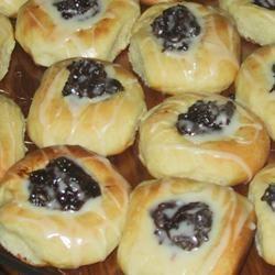Kolaches From the Bread Machine sueb