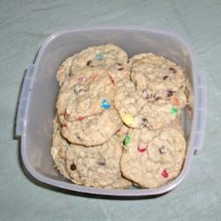 Million Monster Cookies Samantha Peters Clough