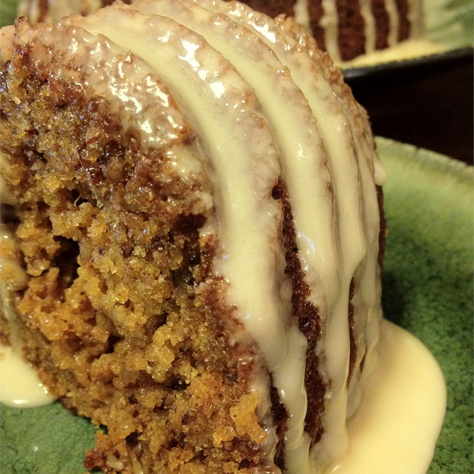Nutty Graham Cake Carol