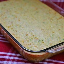 Hide the Veggies Please! Summer Squash and Zucchini Corn Casserole My Hot Southern Mess