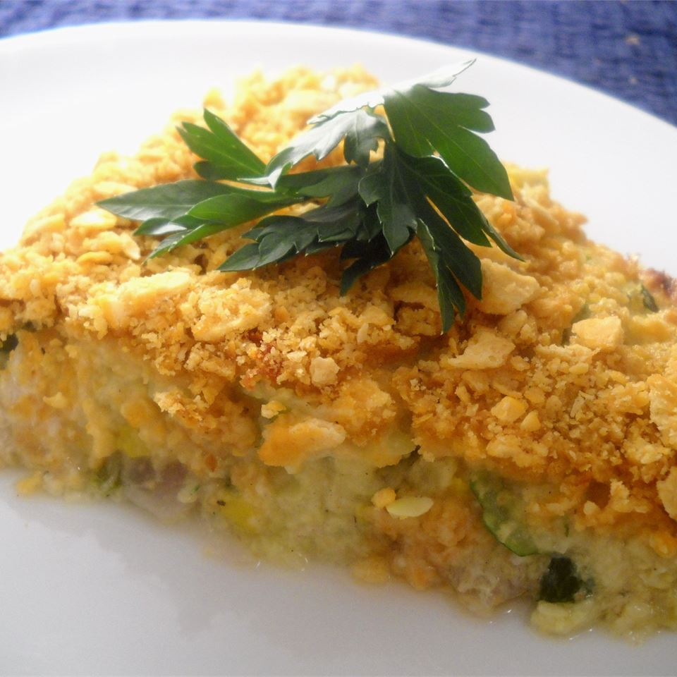 Puffed-Up Zucchini