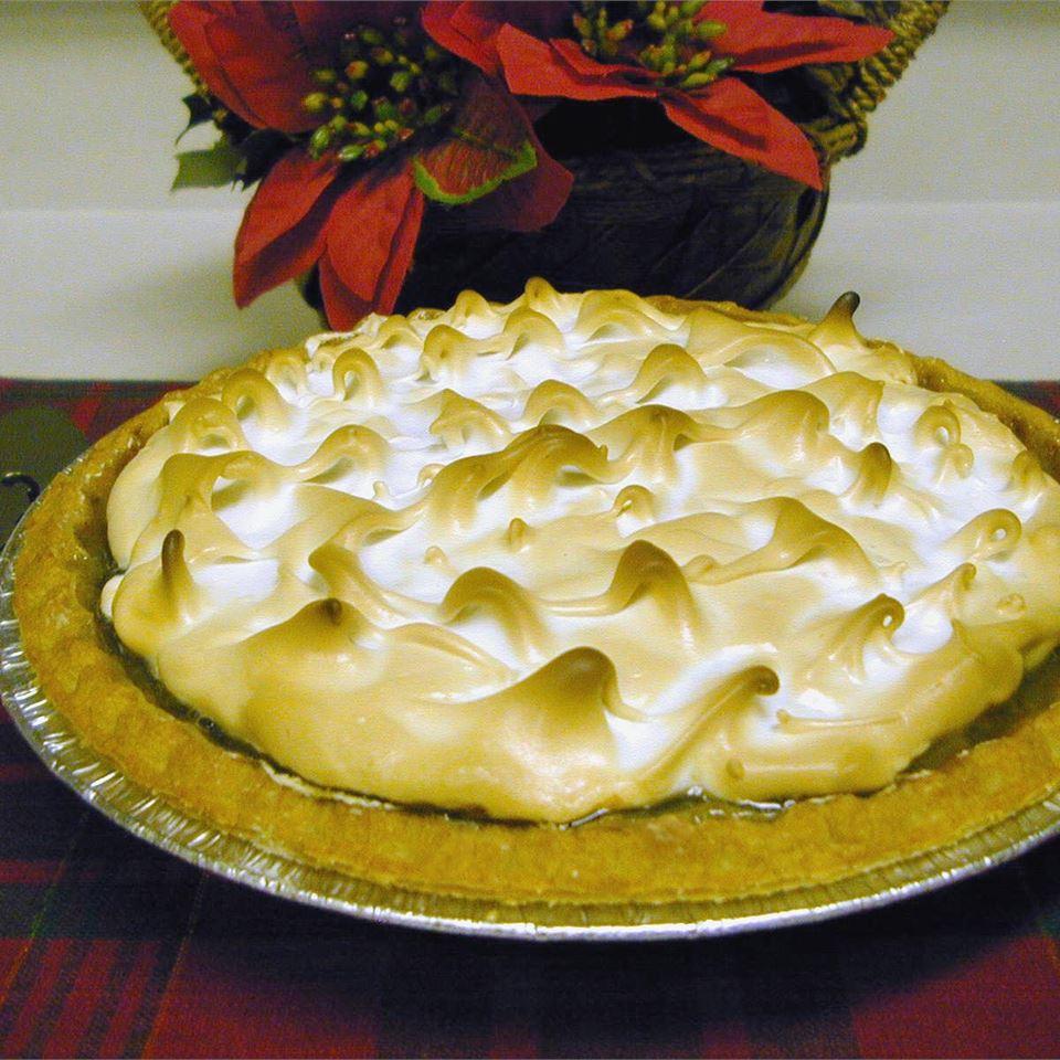 Sour Cream Raisin Pie IV
