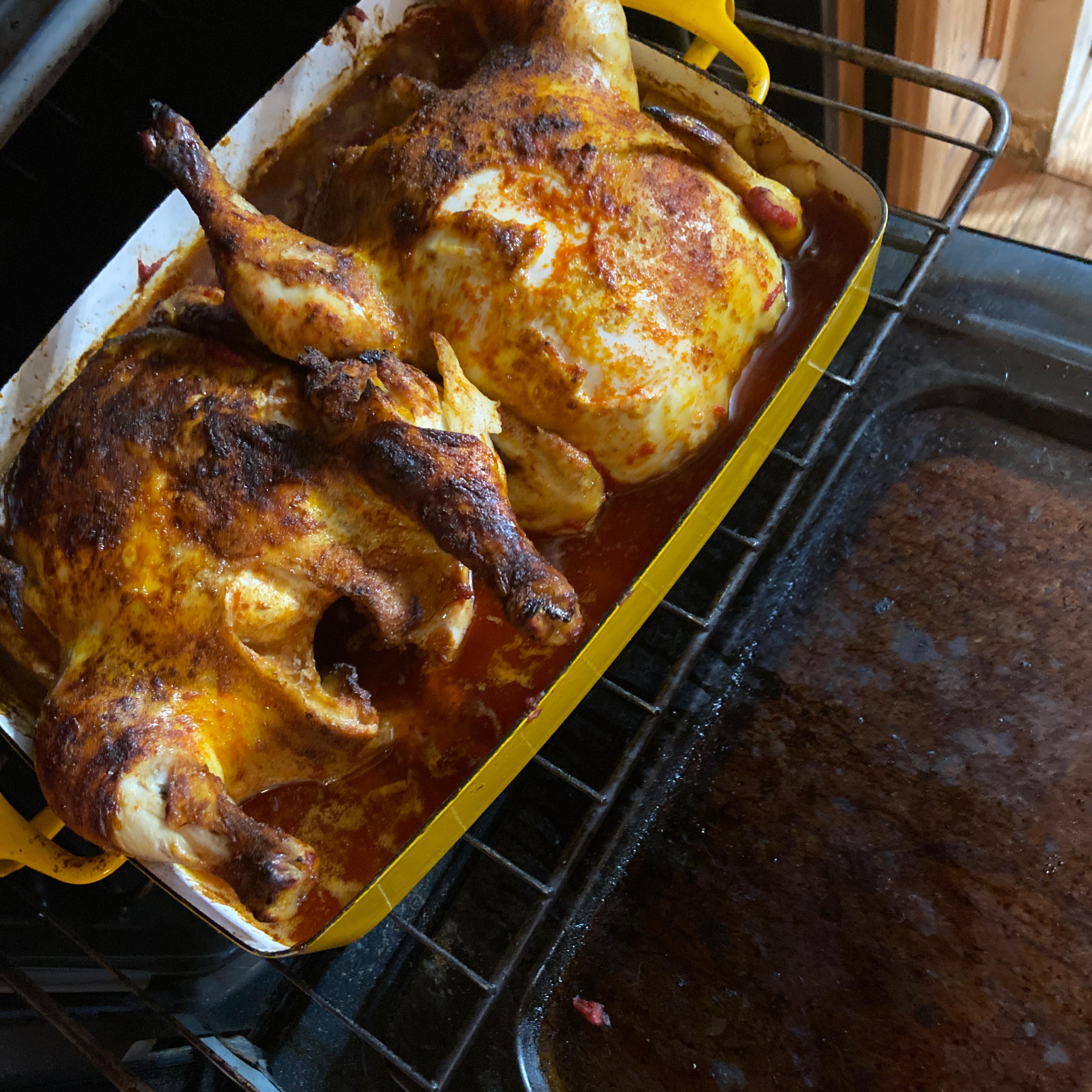 Pontevedra-Style Spanish Chicken Katy Mckee-Richmond