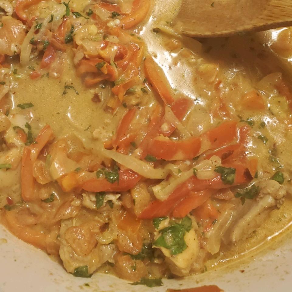 Indian-Style Butter Chicken (Murgh Makhani) KARI