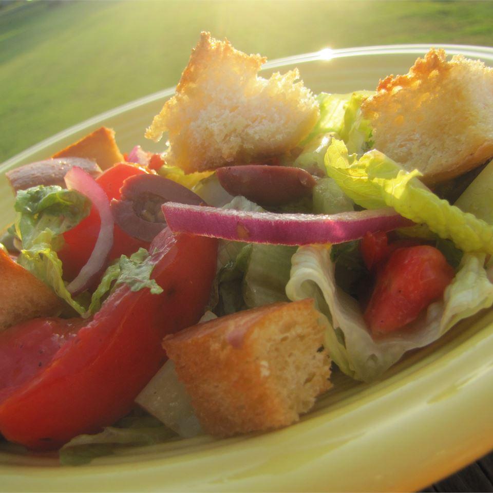Panzanella Salad MrsFisher0729