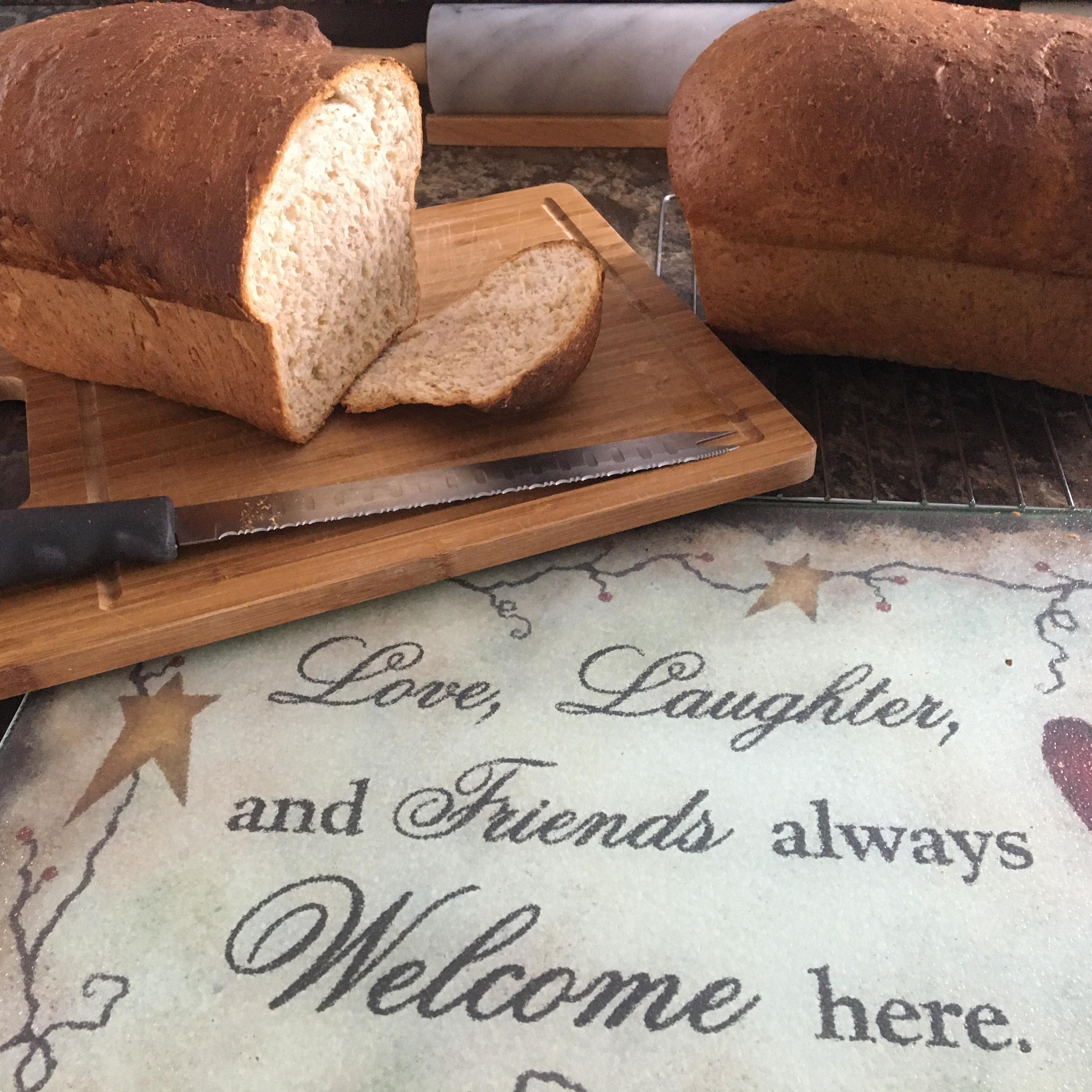 Honey Oatmeal Bread II