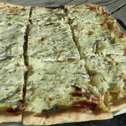 Sauerkraut on Bread Dough Doughgirl8