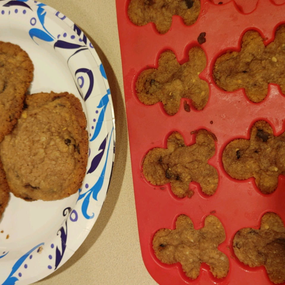 Basic Chocolate Chip Cookies Rachel Cox