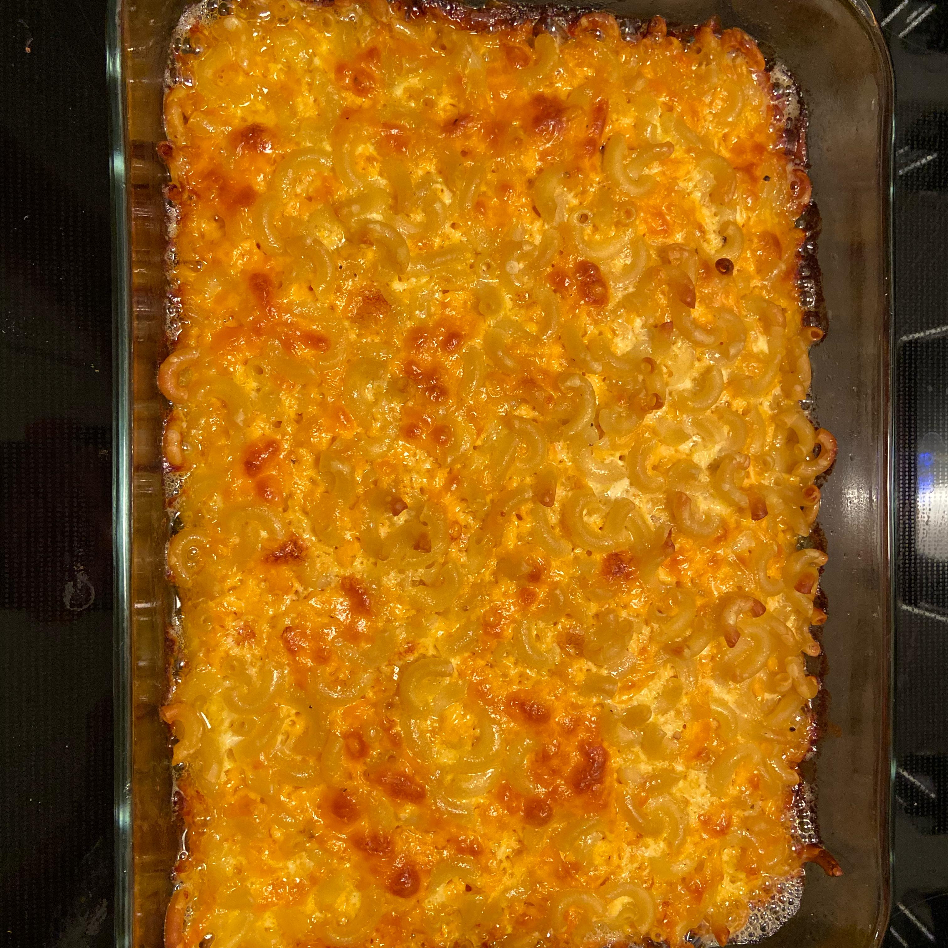 Grandmother's Macaroni and Cheese