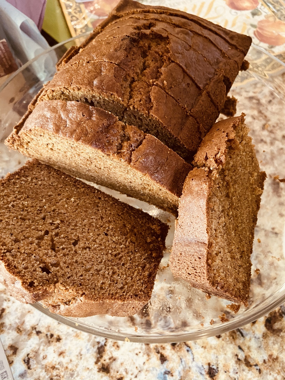 Starbucks® Pumpkin Bread