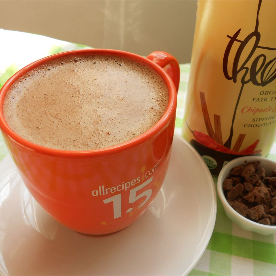 Chocolate Chai Holiday Baker