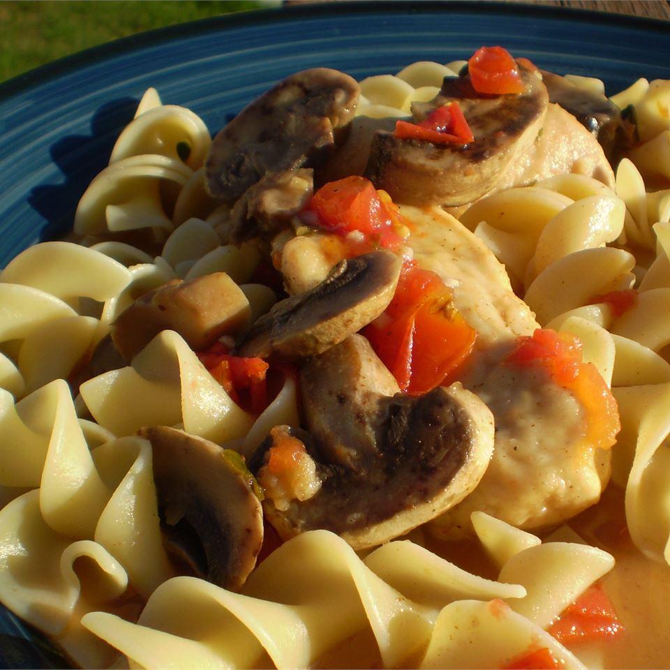 Company Chicken Marsala