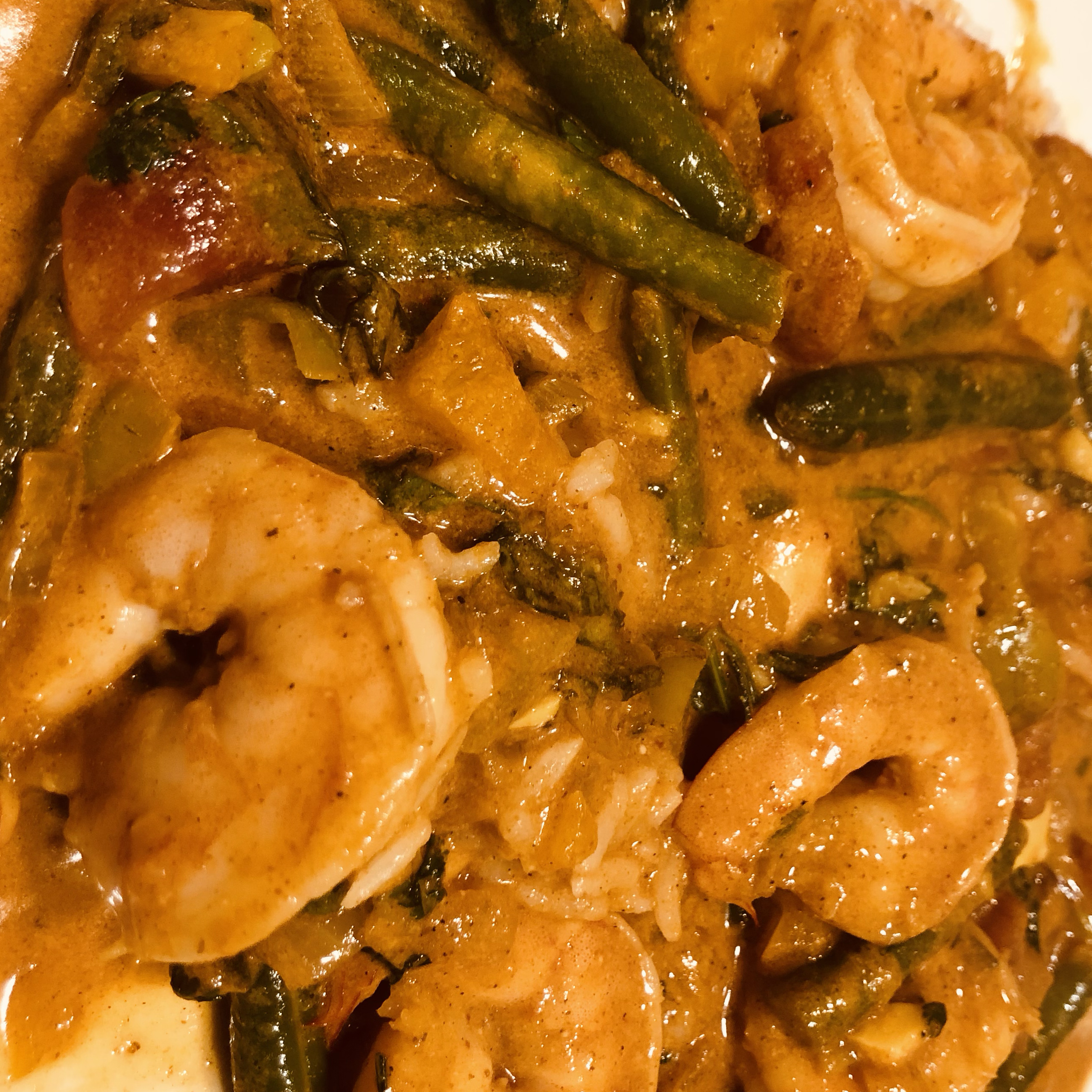 Indian Shrimp Curry