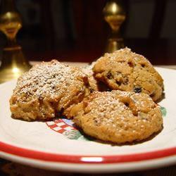 Mincemeat Cookies I