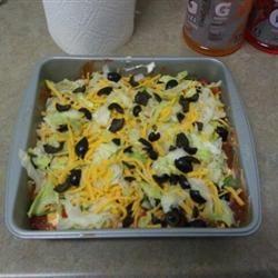 Seven Layer Taco Dip Joshin