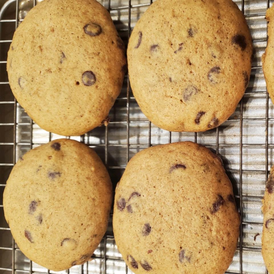 Pumpkin Chocolate Chip Cookies III jrlupino