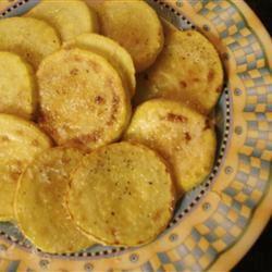 Sweet Fried Summer Squash GodivaGirl