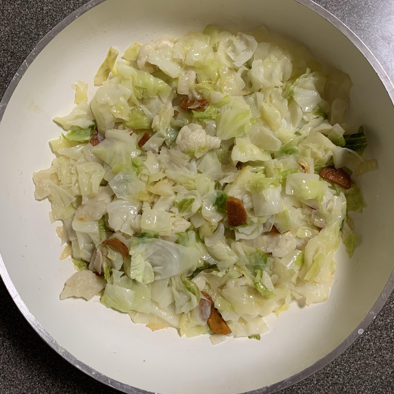 Cabbage and Dumplings Elgie