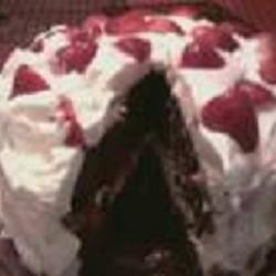 Big D's Chocolate Strawberry Shortcake BigDRob