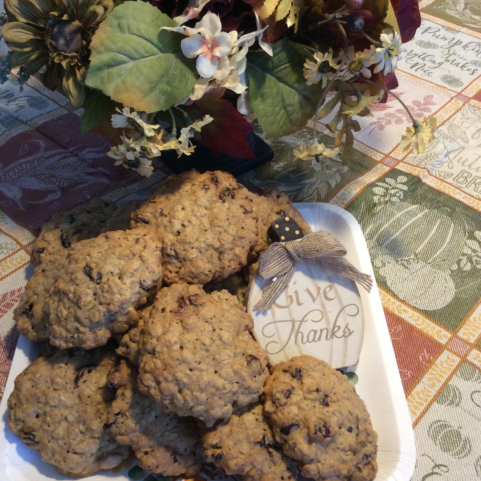 Autumn Harvest Cookies
