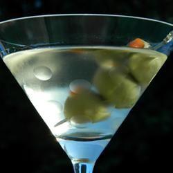 Vodka Martini Cocktail Marianne