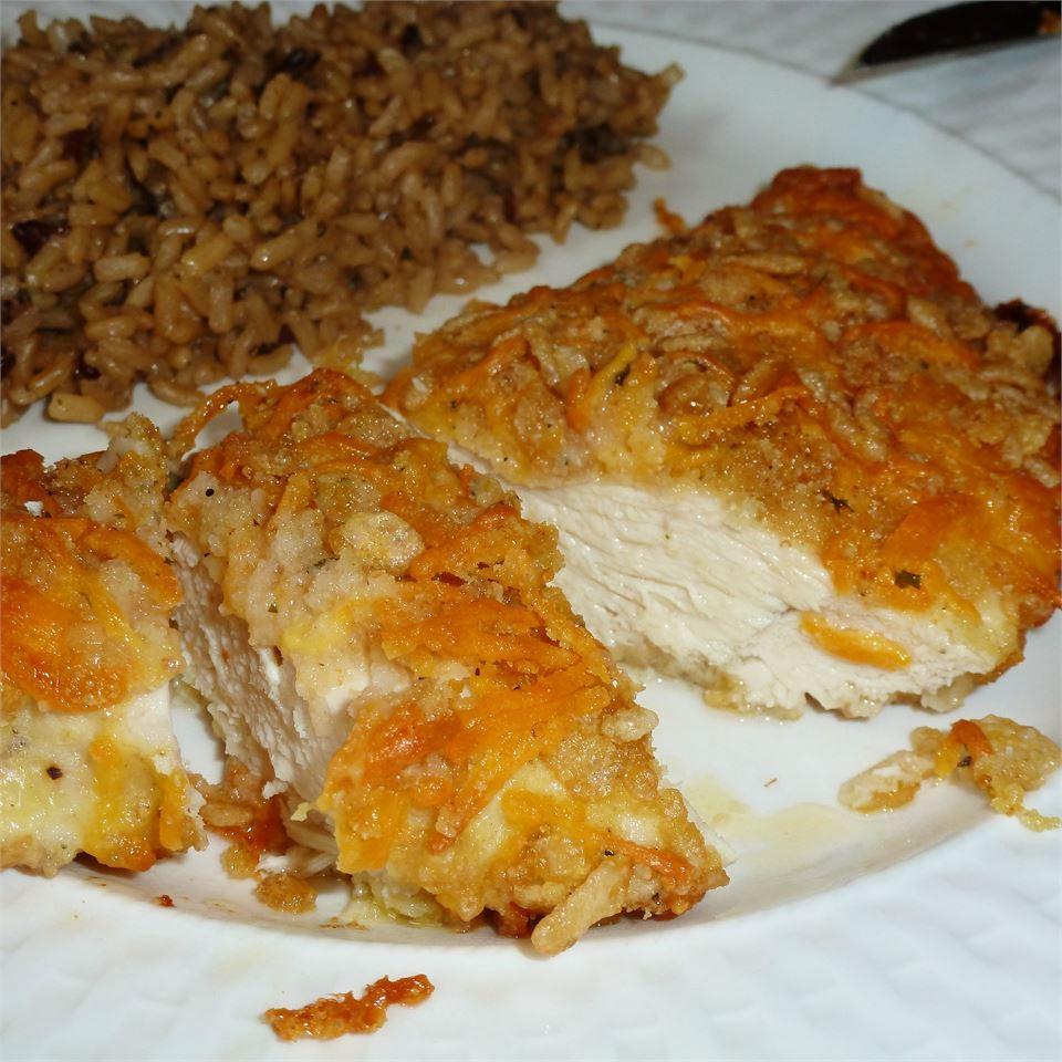 Cheddar Baked Chicken Arasmas