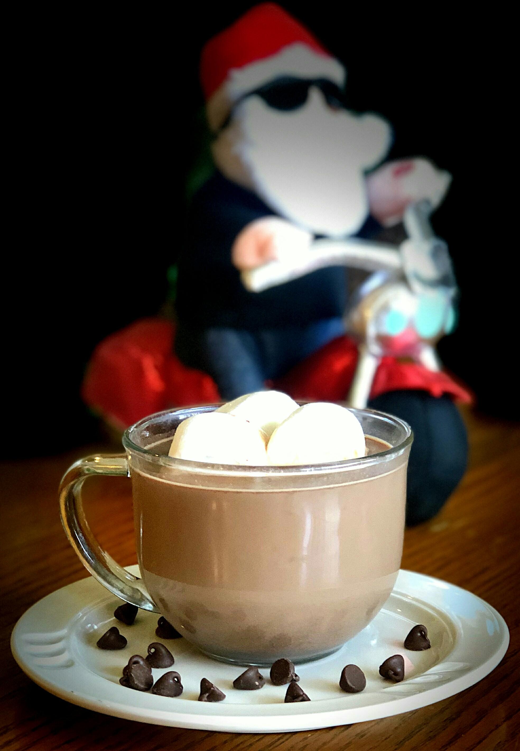 'The Polar Express' Creamy Hot Chocolate