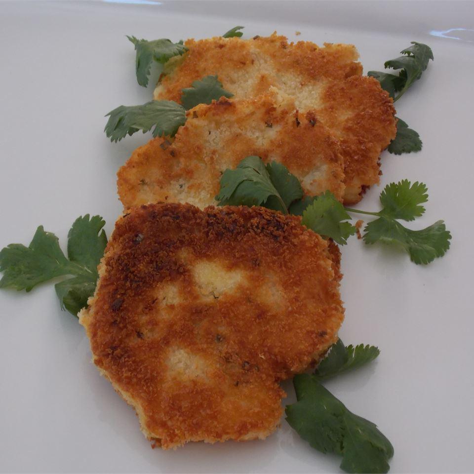 Potato and Bread Cutlets