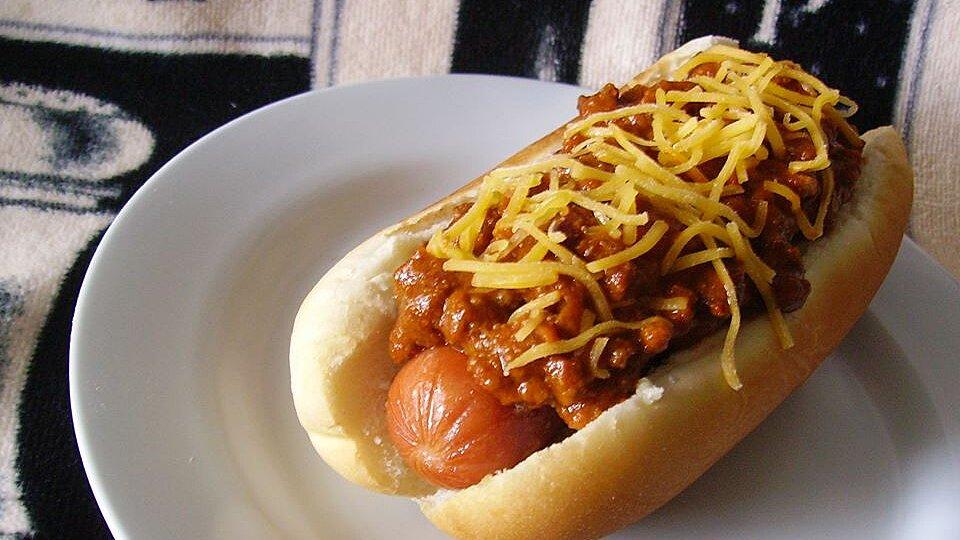 Hot Dog Chili For Chili Dogs Recipe Allrecipes