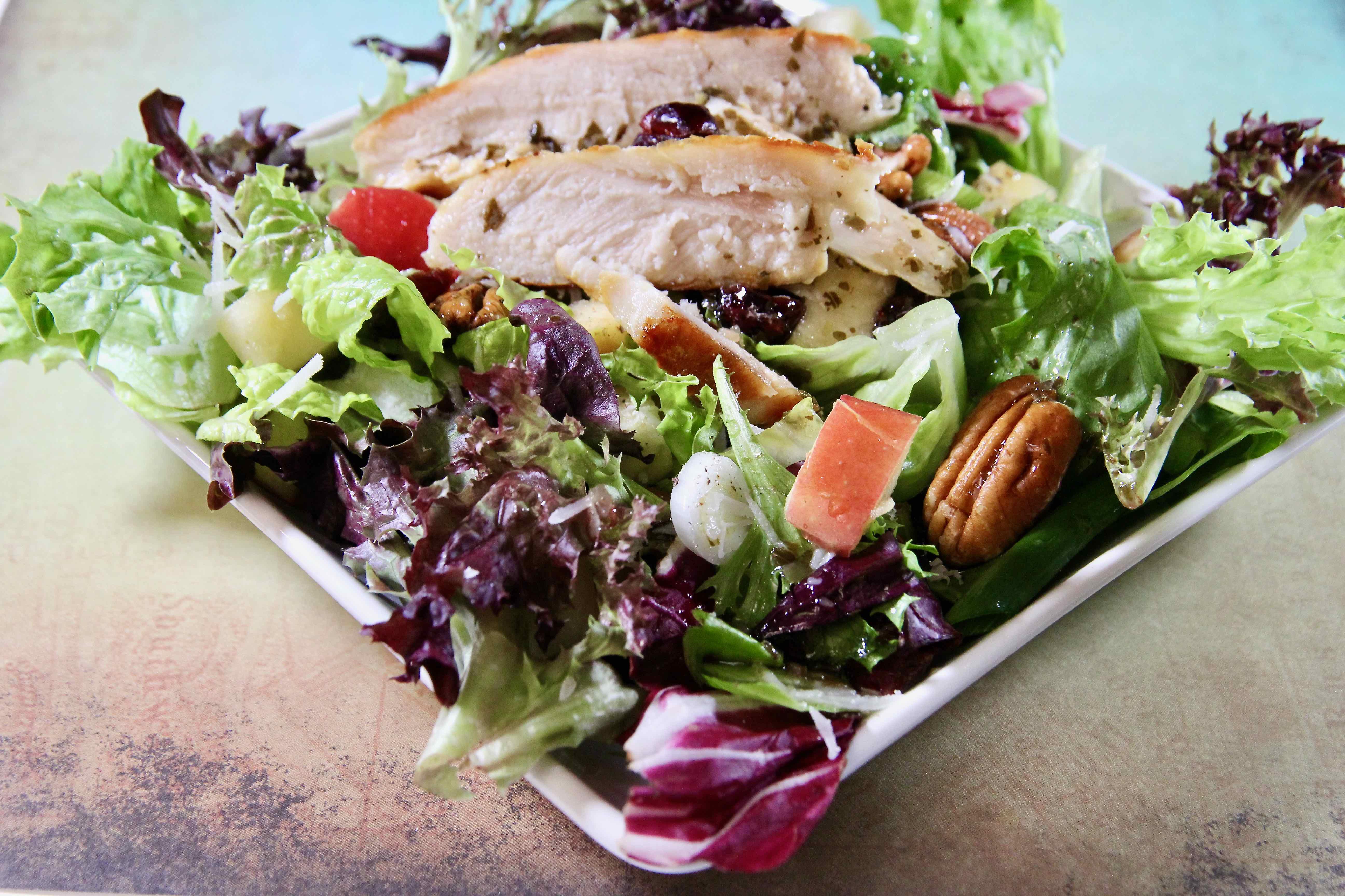 Fabulous Fall Chicken Salad