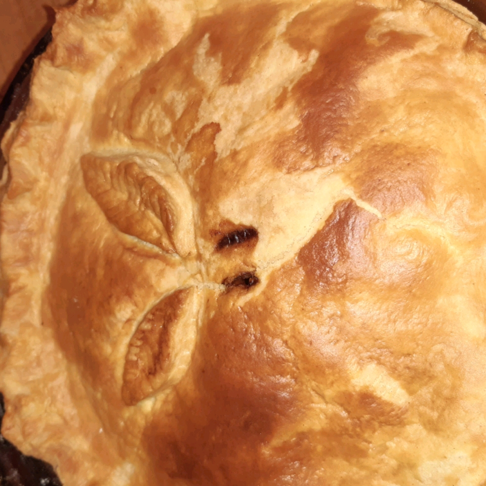 Rich Shortcrust Pastry