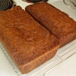 Mary Anne's Moist and Nutty Carrot Loaf Sarah Jo