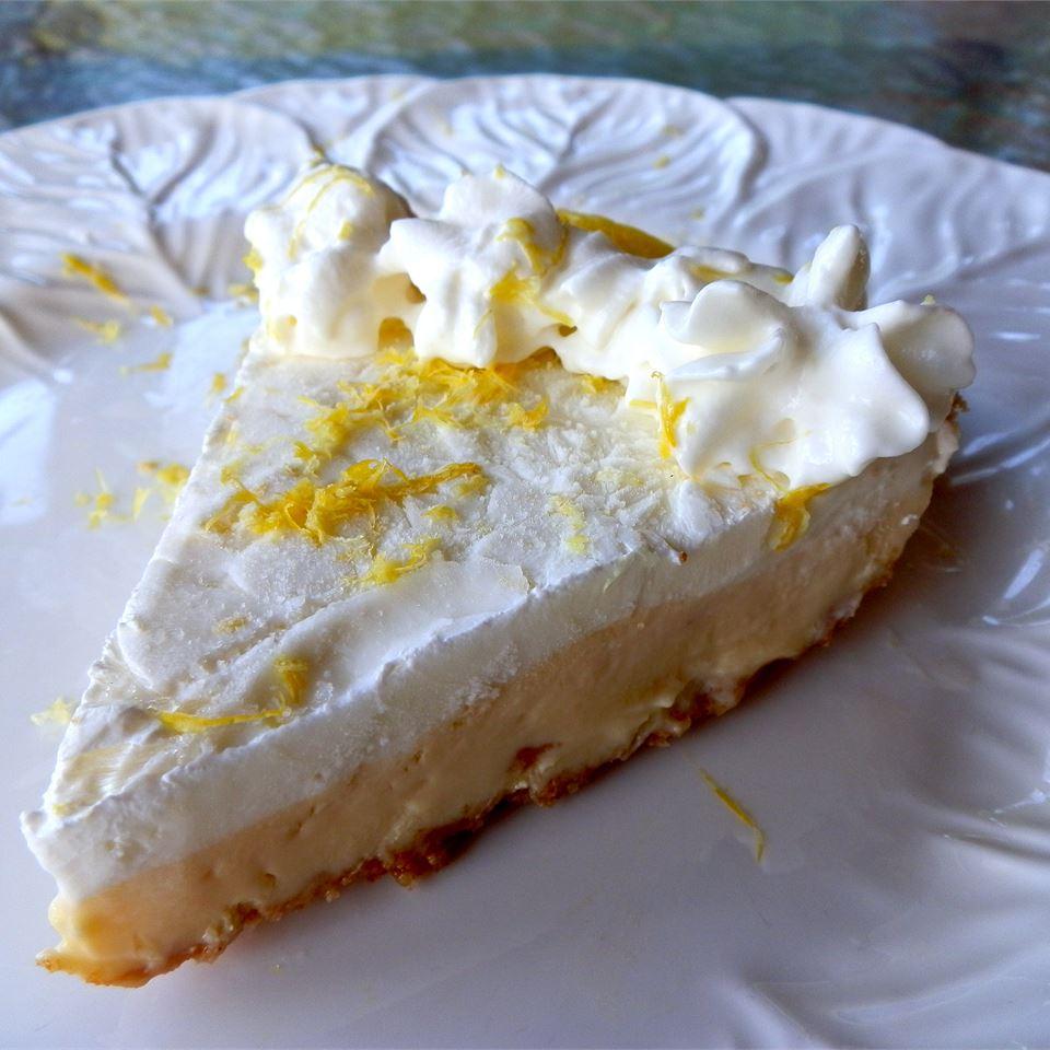 Refrigerator Lemon Margarita Pie