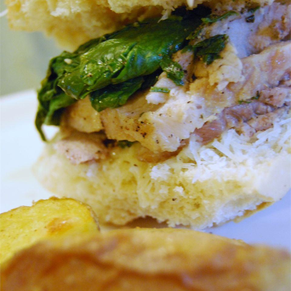 Philadelphia Style Roast Pork Sandwiches
