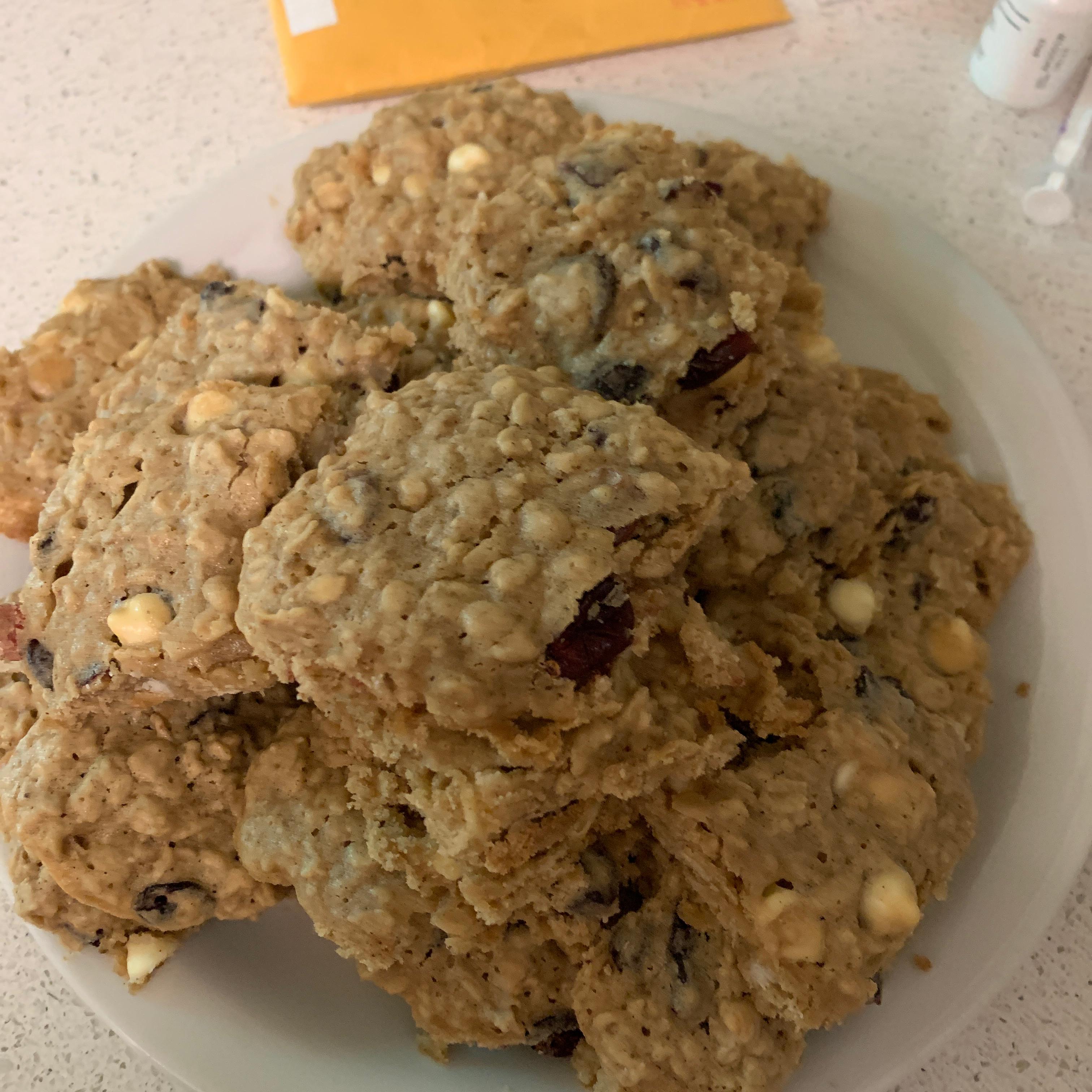 Oatmeal Buttermilk Cookies Adamsturt