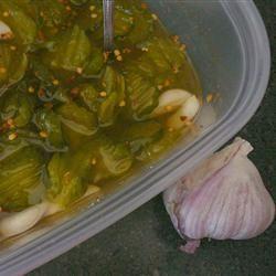 Great Grandpa's Garlic Pickles Jenni