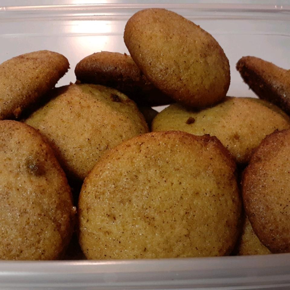 Honey Cinnamon Cookies