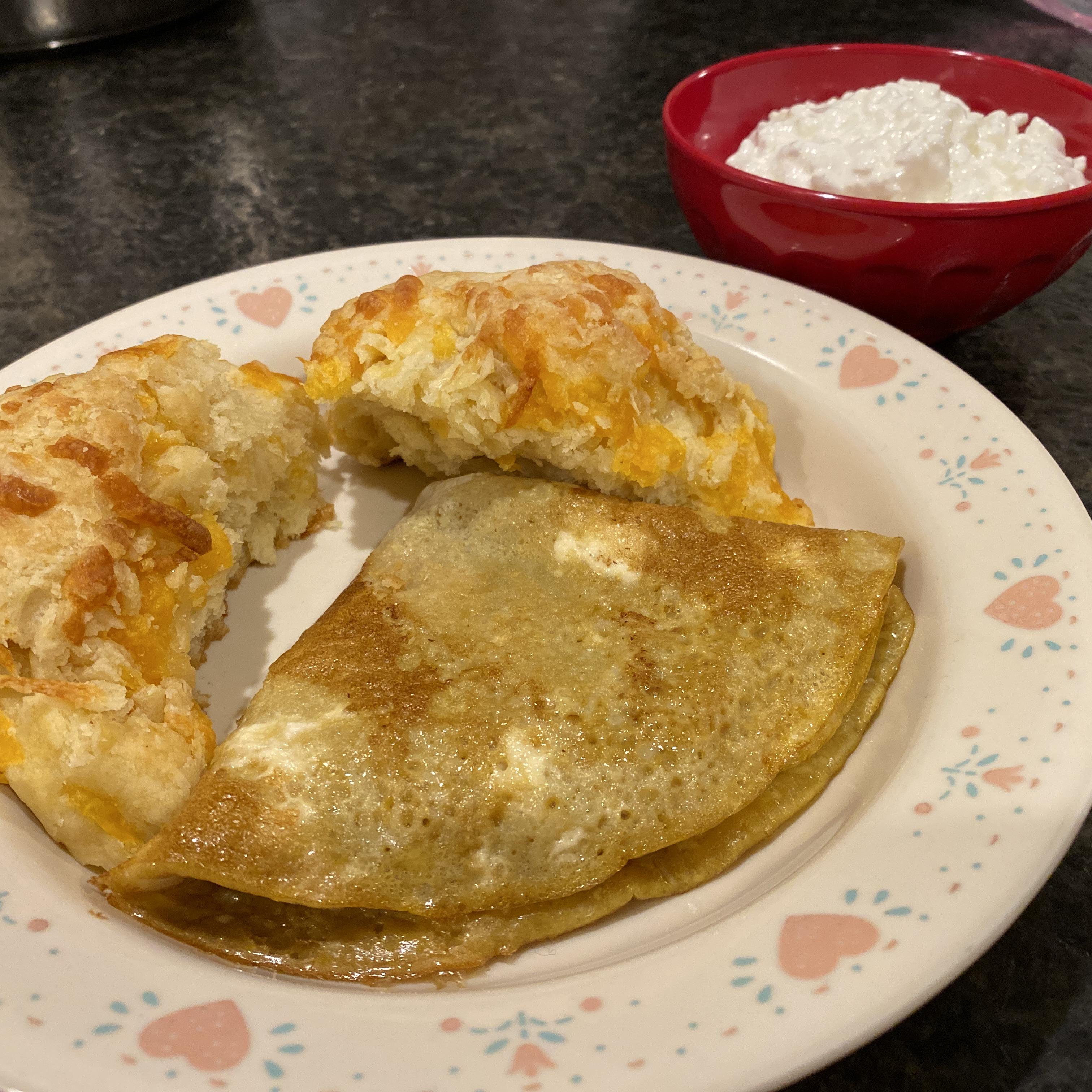 Japanese Sweet Omelet Levi Hyatt