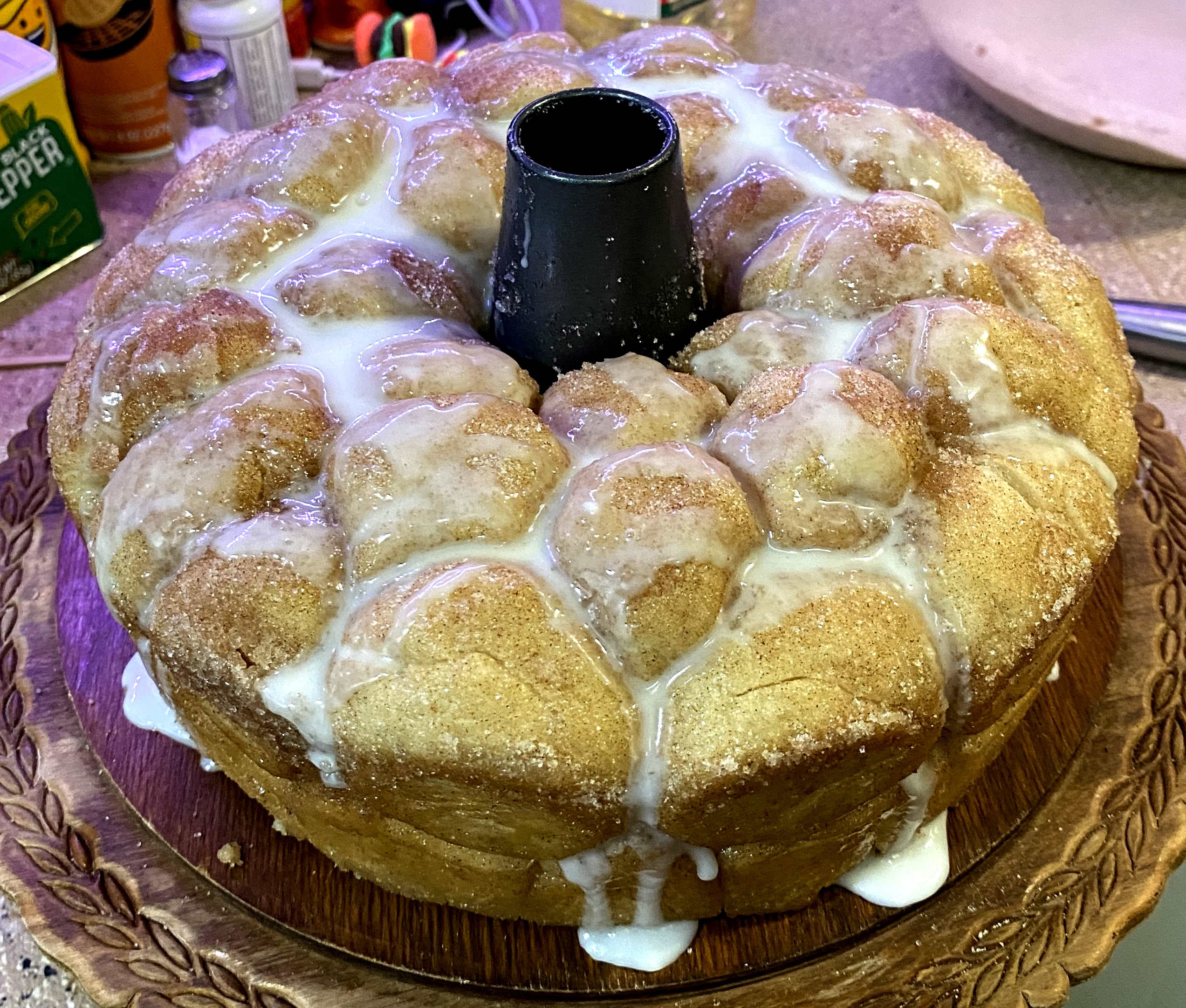 Cinnamon-Sugar Monkey Bread