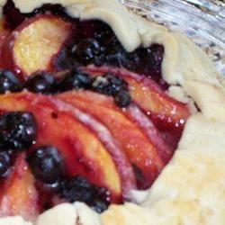 Summer Fruit Galettes Deb C