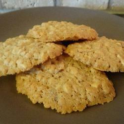 Almond Cookies II Beulah Schott