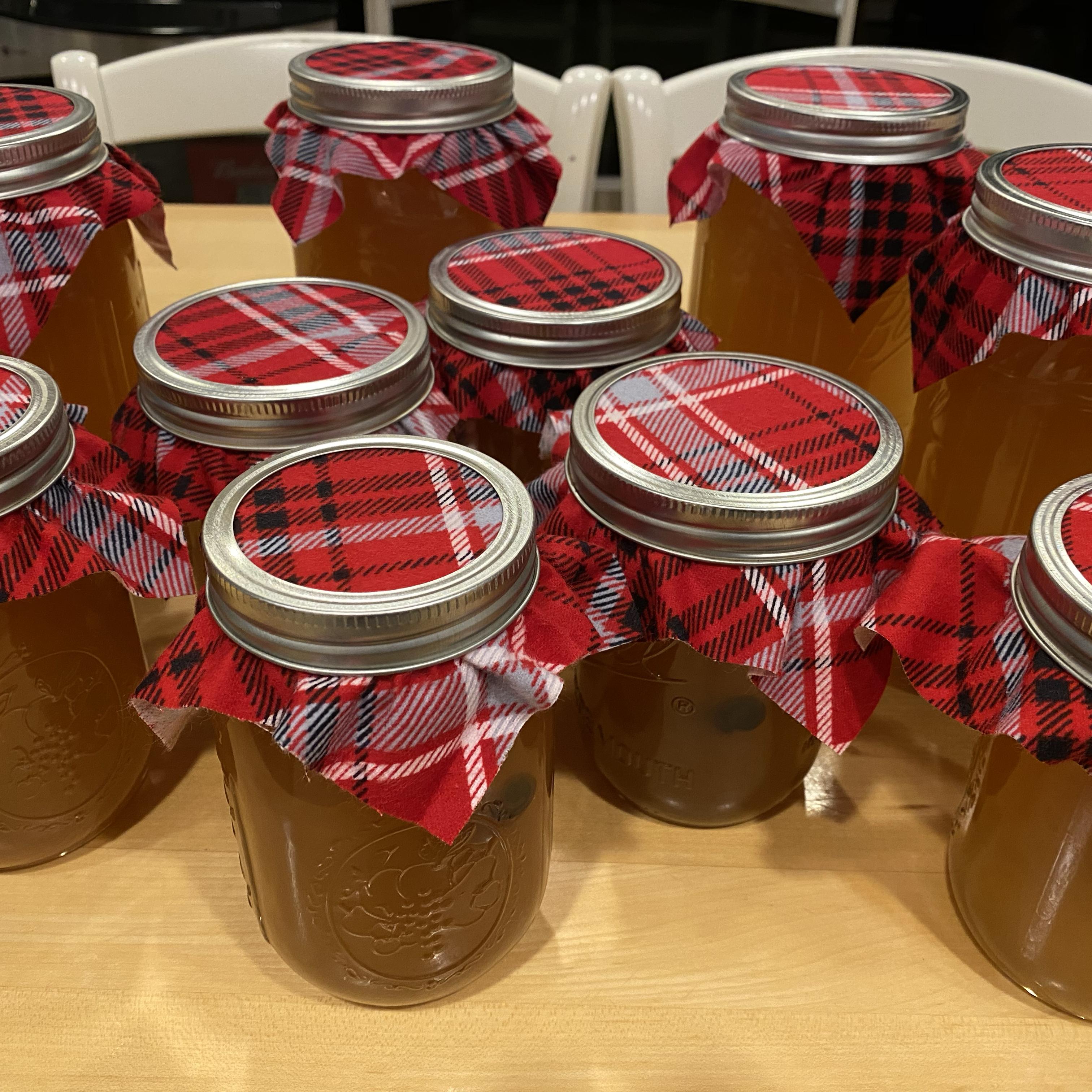 Grandma's Apple Pie 'Ala Mode' Moonshine
