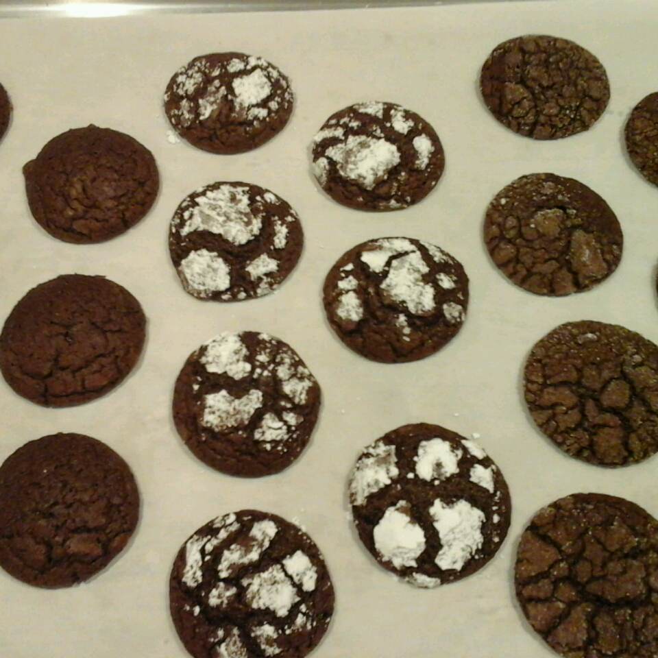 Super Duper Chocolate Cookies Tracy Smith