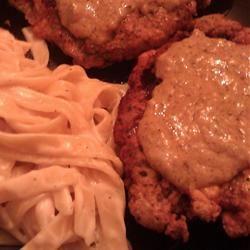 Poor Man's Chicken Fried Steak Lady's Kitchen