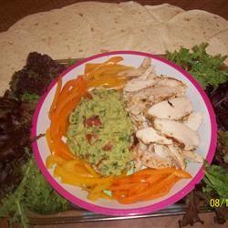 Grilled Chicken Fajitas mikeandmelody